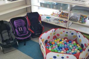 重症障害児対象施設